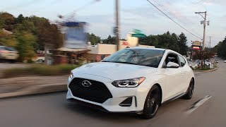 My Week with the 2019 Veloster Turbo R-spec!