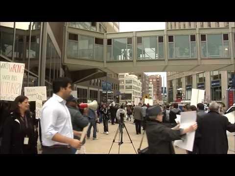 Newspaper union rallies to save Sun-Times photographers