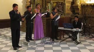 """Coro Polifónico """"Canción Divina"""" de Trujillo - Tema: Con amor te presento Señor - Cel.:948671759"""