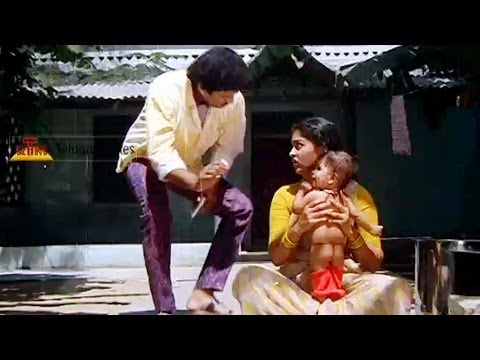 Comedy Scene Between Rajendra Prasad & Gowthami - Bamma Maata Bangaru Baata Telugu Movie video