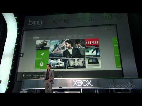 E3 Stage Shows - Microsoft E3 Conference 2012 Mash-Up