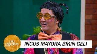 Baru Nongol, Mayora Bikin Nunung Nahan Ngompol