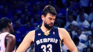 NBA semifinals Memphis Grizzlies VS Oklahoma City Thunder Series Recap ᴴᴰ
