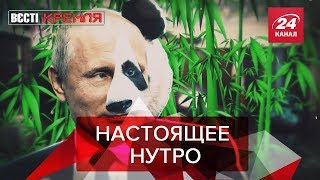 Зачем Путину панды, Вести Кремля. Сливки, Часть 2, 8 ию...