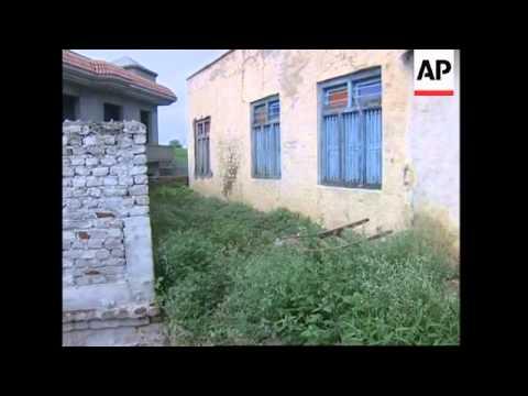 Ancestral village of British suspected terror plotter Rashid Rauf