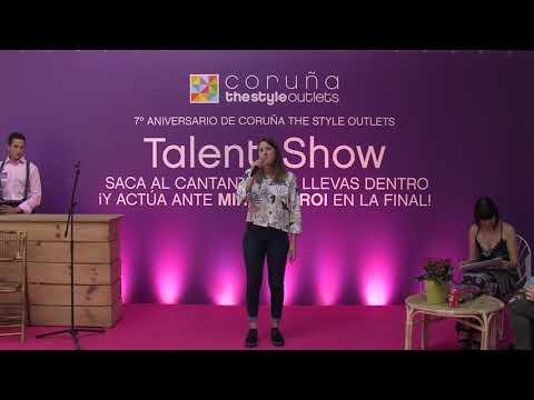 Talent Show | SANDRA LÓPEZ