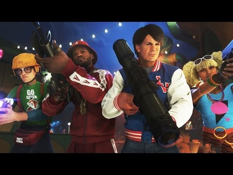Call Of Duty: Infinite Warfare: Zombies In Spaceland - Gameplay Interview - IGN LIVE: Gamescom 2016