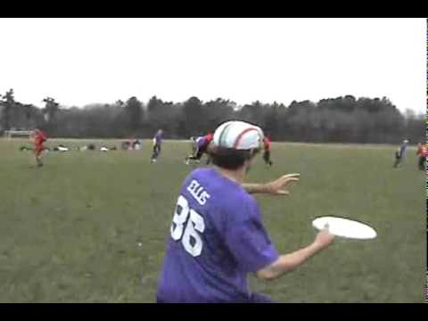 Ultimate Frisbee Sweet Layout Universe Point Video