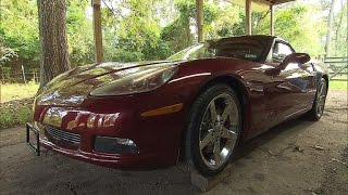 Corvette Enthusiast Dies in Car, How to Escape a Locked Vehicle