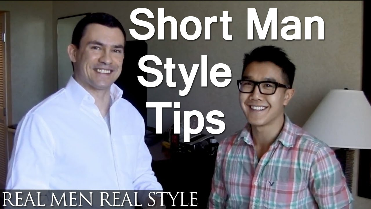 Short man style tips real world men s style advice interview