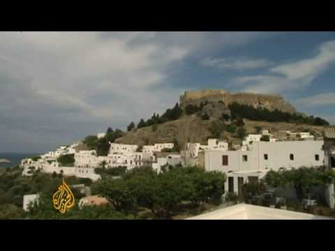 Greek tourism in decline - 10 May 09