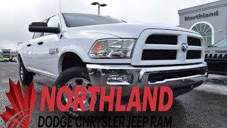 Walk Around 2017 RAM 2500 Outdoorsman | Northland Dodge | Auto Dealership in Prince George BC