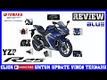 YAMAHA YZF-R25 BLUE   #Review