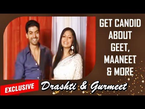 Interview With  Gurmeet Choudhary  Drashti Dhami   20th Dec 2010 video