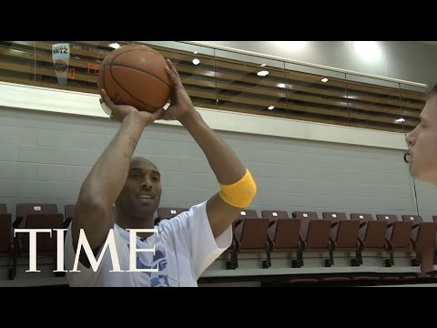A Free Lesson With: Kobe Bryant
