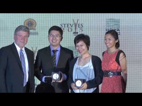 Maynilad Water Services, Inc wins multiple Stevie Awards at the 2015 Asia Pacific Stevie Awards