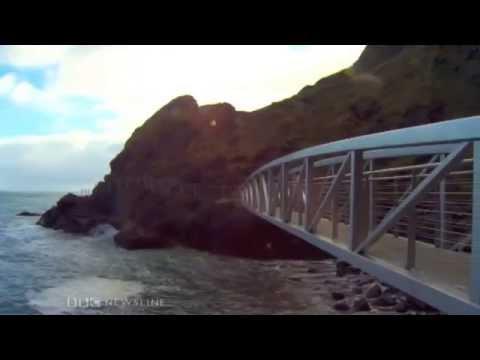 'The Gobbins � A Dramatic Coastal Walk' in Antrim, Northern Ireland opens summer 2015. Visitor Experience Consultant: Sam Willis http://www.thegobbinscliffpath.com.