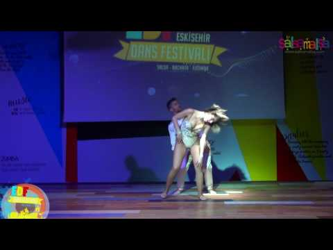 Antonio & Jasmina Dance Performance | EDF 2017