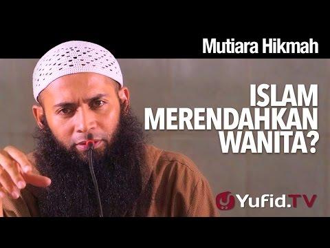 Mutiara Hikmah: Benarkah Islam Merendahkan Wanita? (4 Menit) - Dr. Syafiq Reza Basalamah