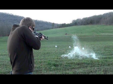 AK-47 OUT OF BOX ACCURACY TEST