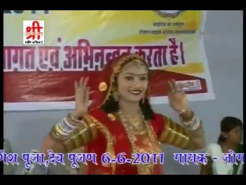 Rudo Ne Rupalo Of Shyam Paliwal By Nutan ... At  Chanchori Aai Mata Vader Function video