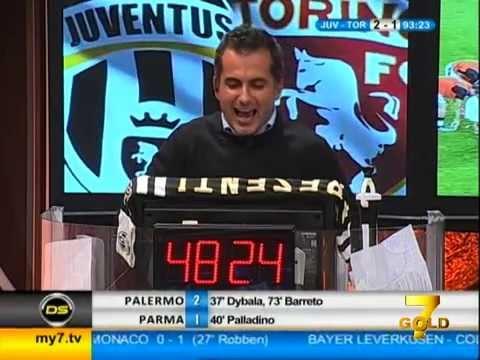 Diretta Stadio 7 Gold - (JUVENTUS TORINO 2-1) Decide Pirlo