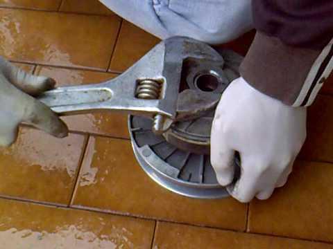 Come cambiare molla serranda
