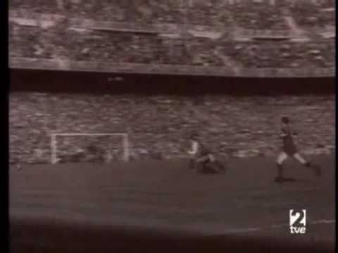 Alfredo Di Stéfano - Real Madrid vs. Barcelona