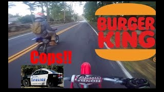 Pit Bike adventures Ep 1
