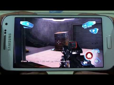 SAMSUNG GALAXY S4 MINI TOP 9 GAMELOFT GAMES GAMEPLAY