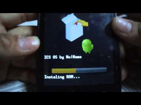instalar cyanogenmod 10.1 para huawei y210