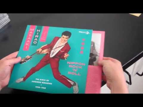 Masaaki Hirao - Nippon Rock'n'Roll The Birth of Japanese Rokabirii 1958-1960