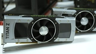 NVIDIA GTX Titan Z 4-way Quad SLI Benchmarks