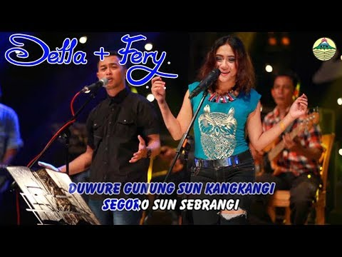 download lagu Della Monica + Fery - Abane Ati gratis