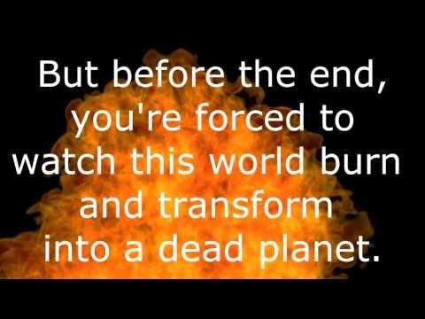 Oceano - Dead Planet (+lyrics)