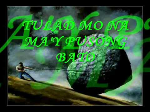 Pusong Bato-143 (tagalog Song) video