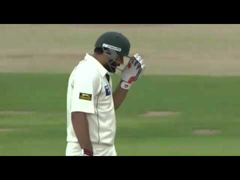 Monty Panesar's funny wicket of Inzamam