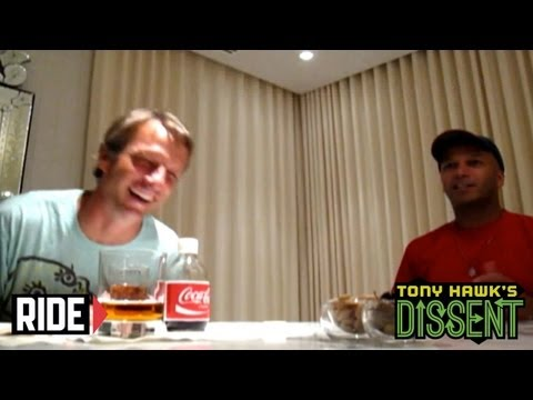 Rage Against the Machine's Tom Morello with Tony Hawk – Dissent