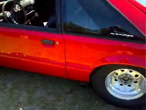 90 Lx Mini Tub Mustang Youtube