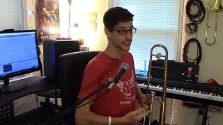Download Lagu Mask Off Challenge - Trombone Tutorial Gratis STAFABAND