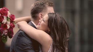 Sweet Downtown Tulsa wedding film