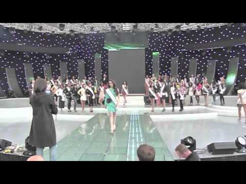 VIDEO ENSAYO MISS SUPRANATIONAL 2011