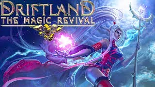 Driftland The Magic Revival Review | Fantasy RTSwP 4X