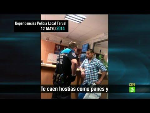 Amenaza policial en Teruel: