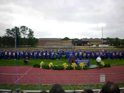 Buena Regional High School grads rollercoaster