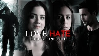 Skye & Ward | From love to hate