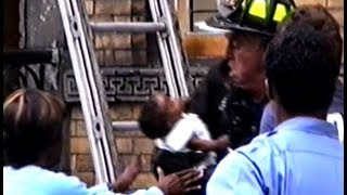 *** SEE HOW FDNY SAVE LIVE *** FDNY *** RIDE ALONG & ON SCENE WITH L111 - 10-75, 1992.