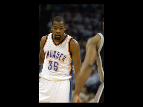 Oklahoma City Thunder Defeat San Antonio Spurs 111-97, Series Tied 2-2