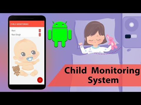 Child Monitoring System