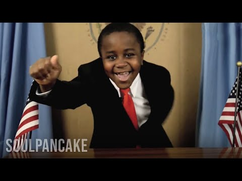 Kid President Answer Party!